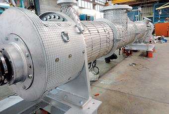 MI Mineral Insulation Heating System