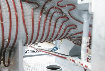Self-regulating Heating System