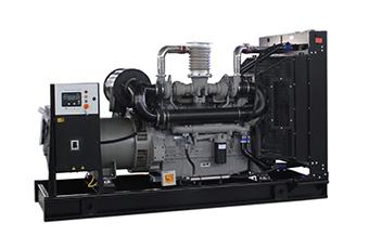 520kW Generator Set